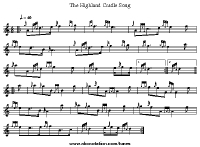 The Highland Cradle Song, traditional